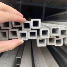 供应中山316不锈钢方管,316L不锈钢方通价格