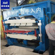 管道保温板设备 珍珠岩管道保温板生产线设备 珍珠岩保温瓦生产设备