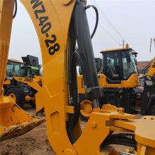 挖掘机两头忙装载机,无极变速价格操作简单专业设计