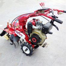 开沟机工作视频 柴油开沟机价格 富民机械