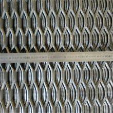 旺来养殖菱型网 小型钢板网 金属扩张网