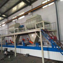 全自动水泥粉煤灰复合荚芯墙板生产线设备专业生产厂家