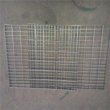 旺来钢格栅板厂家 不锈钢格栅板 插接板
