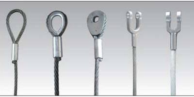 供应插编钢丝绳,压制钢丝绳吊索具