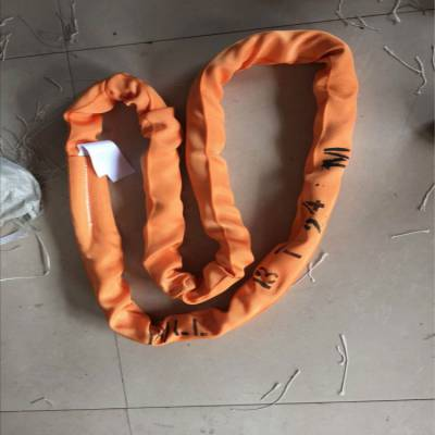 供应化纤圆状吊装带、柔性吊装带、环形带、异型带