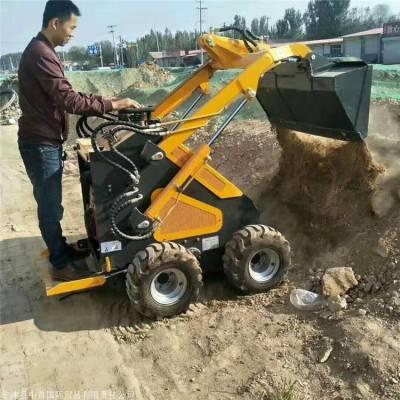 供应宁津金宏生产的滑移装载机和滑移装载机的特点用途