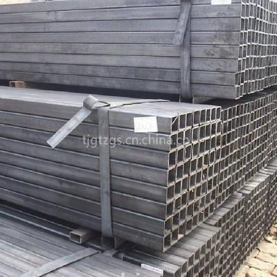 300*250方管,天津扁管/防水防爆方管GB6728-2002结构用冷弯空心型钢标准方管