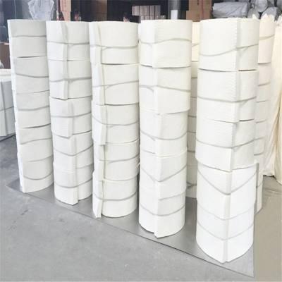 国美标准型硅酸铝双面针刺毯是高效的绝热材料