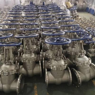 油密封差压闸阀-CYZ41H-16C DN100油密封差压闸阀-精拓阀门生产
