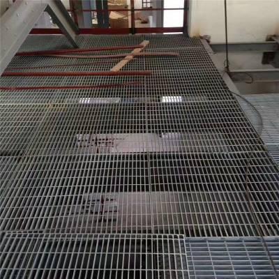 旺来 钢格栅板厂 热镀锌格栅盖板 热镀锌网格板