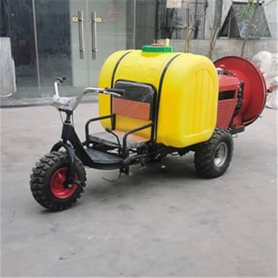 新型手推式打药车 富兴园林绿化喷雾器 高压喷雾器