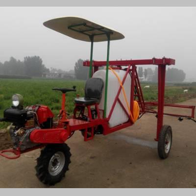 启航牌果园打药机 农业田园喷雾器 高压手推式打药机