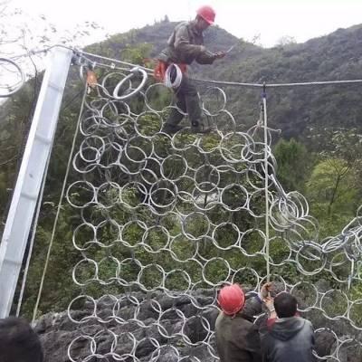 绍兴市SNS被动边坡防护网供货商