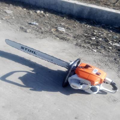 启航牌汽油式带土球起苗机 四冲程汽油挖树机 高效便携式起苗机