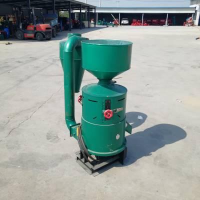 供应新型去皮碾米机 麦子碾米机 富民机械