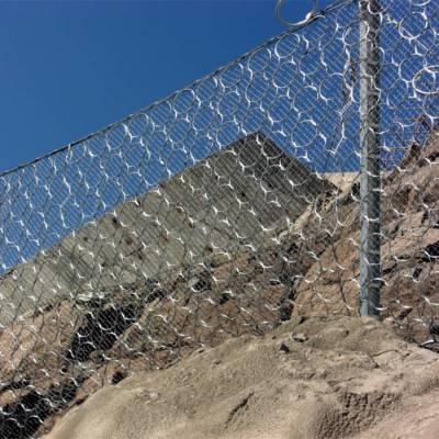 如皋市被动边坡防护网隆恩生产