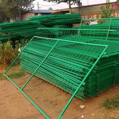 旺来合肥体育场护栏网 球场围网 园林围栏