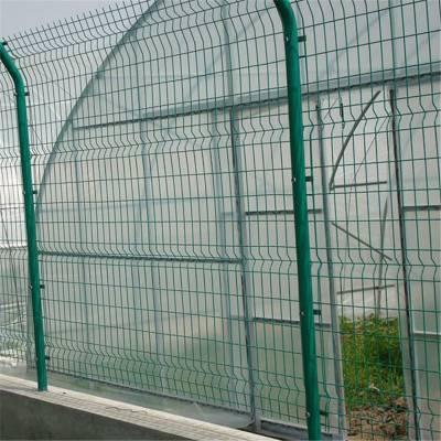 旺来养殖护栏网批发 牧场围栏网 pvc围墙护栏价格