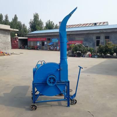 大型青贮铡草机 批发玉米杆铡草机 富民机械