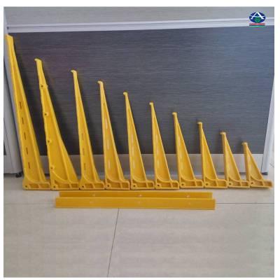 变电站新型电缆支架西安直销处 复合材料托臂立柱 组合支架六强品牌