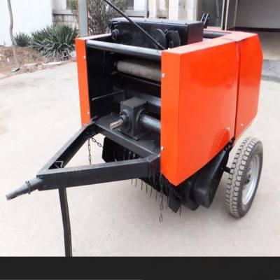 安徽秸秆打捆机价格 圣嘉大型圆捆打捆机型号