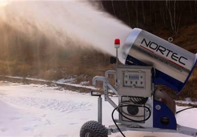 滑雪场造雪机的造雪环境因素 高效辽宁造雪机诺泰克