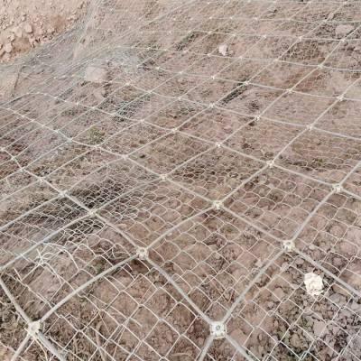 蚌埠柔性边坡防护网选隆恩、质量好