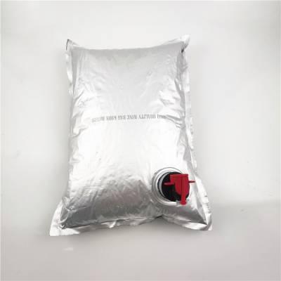 5L防水透气液体肥料袋厂家 订做10L 20L高强度耐酸水溶肥料盒中袋 按可定制